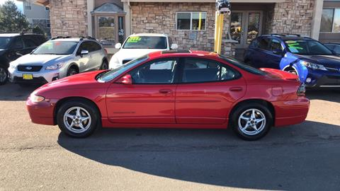 2003 Pontiac Grand Prix for sale in Colorado Springs, CO