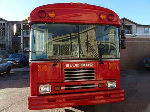 1995 Blue Bird SCHOOL BUS / TR