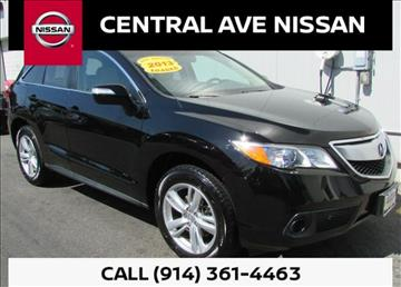 2013 Acura RDX for sale in Yonkers, NY