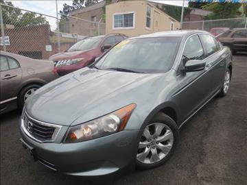 2008 Honda Accord for sale in Paterson, NJ
