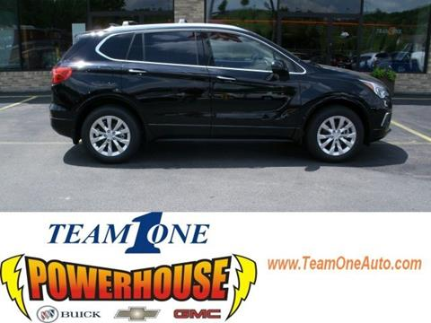 2017 Buick Envision for sale in Oakland, MD