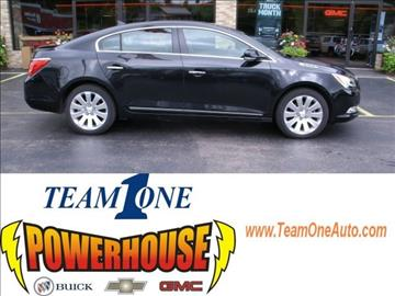2014 Buick LaCrosse for sale in Oakland, MD
