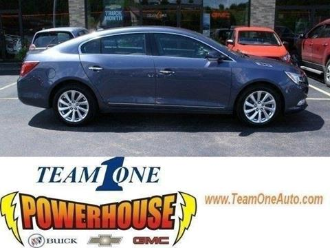 2014 Buick LaCrosse for sale in Oakland MD