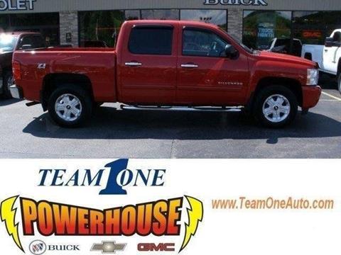 2011 Chevrolet Silverado 1500 for sale in Oakland, MD