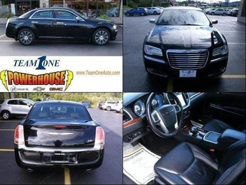 2012 Chrysler 300 for sale in Oakland MD