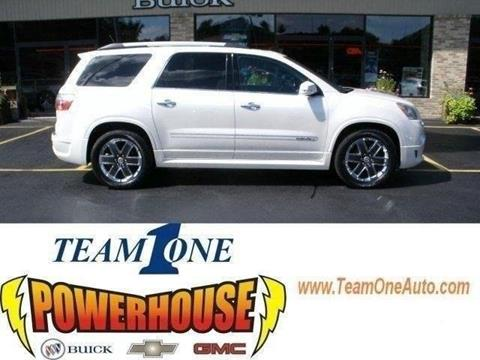 2011 GMC Acadia for sale in Oakland MD