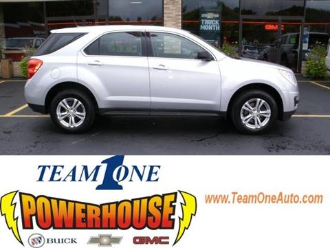 2014 Chevrolet Equinox for sale in Oakland MD