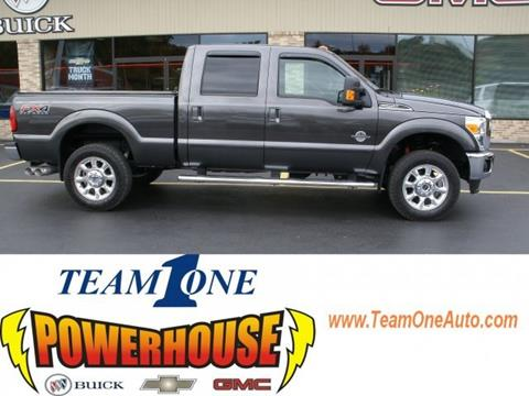 2016 Ford F-250 Super Duty for sale in Oakland MD