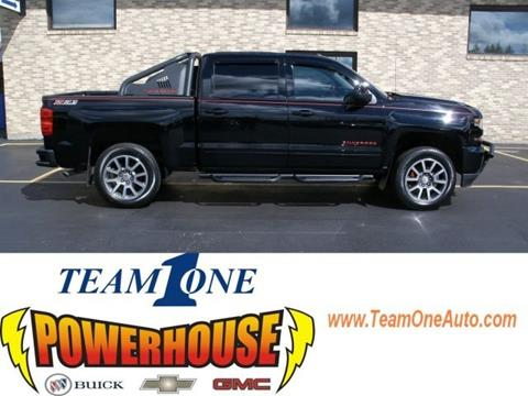 2016 Chevrolet Silverado 1500 for sale in Oakland MD
