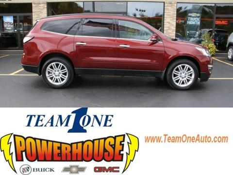 2015 Chevrolet Traverse for sale in Oakland MD