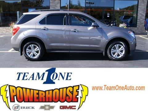 2012 Chevrolet Equinox for sale in Oakland MD