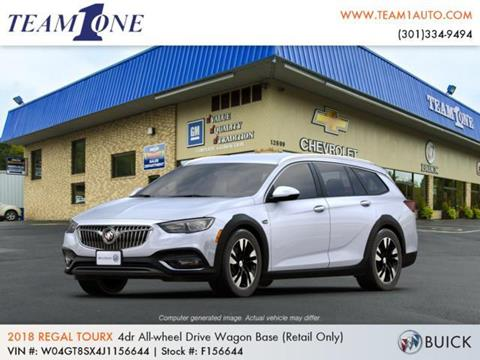 2018 Buick Regal TourX for sale in Oakland, MD