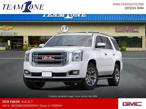 2019 GMC Yukon for sale in Oakland, MD