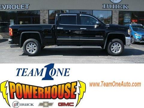 2015 GMC Sierra 2500HD for sale in Oakland, MD