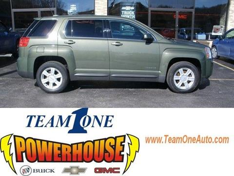 2015 GMC Terrain for sale in Oakland, MD