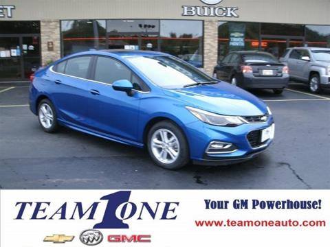 2017 Chevrolet Cruze for sale in Oakland MD