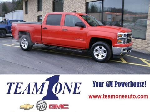 2014 Chevrolet Silverado 1500 for sale in Oakland, MD