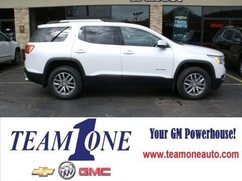 2017 GMC Acadia for sale in Oakland, MD