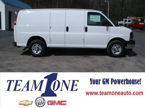 2017 Chevrolet Express Cargo for sale in Oakland, MD