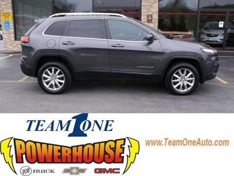 2014 Jeep Cherokee for sale in Oakland, MD