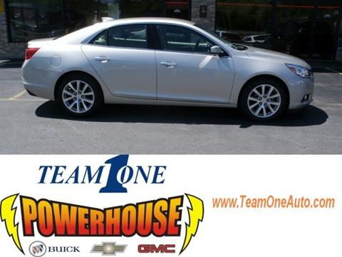 2016 Chevrolet Malibu Limited for sale in Oakland, MD