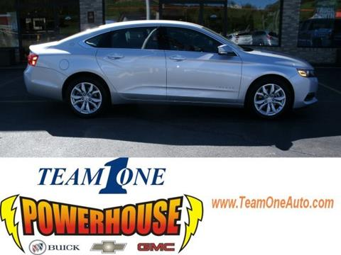 2017 Chevrolet Impala for sale in Oakland, MD