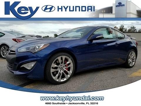 2016 Hyundai Genesis Coupe for sale in Jacksonville, FL