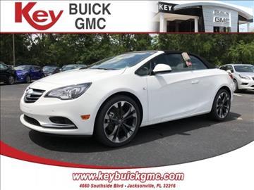2017 Buick Cascada for sale in Jacksonville, FL