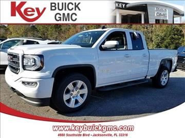 2017 GMC Sierra 1500 for sale in Jacksonville, FL