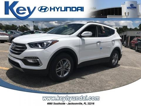 2018 Hyundai Santa Fe Sport for sale in Jacksonville, FL