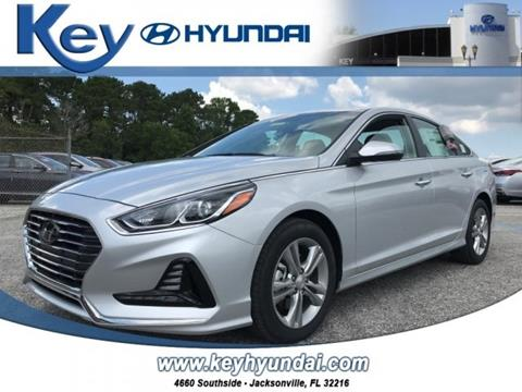 2018 Hyundai Sonata for sale in Jacksonville, FL