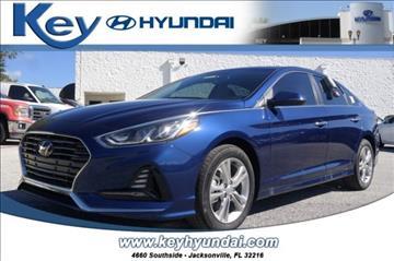 2018 Hyundai Sonata for sale in Jacksonville, FL