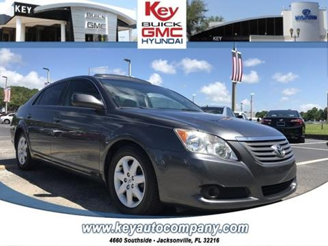 2010 Toyota Avalon for sale in Jacksonville, FL