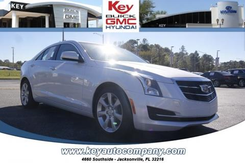 2016 Cadillac ATS for sale in Jacksonville, FL
