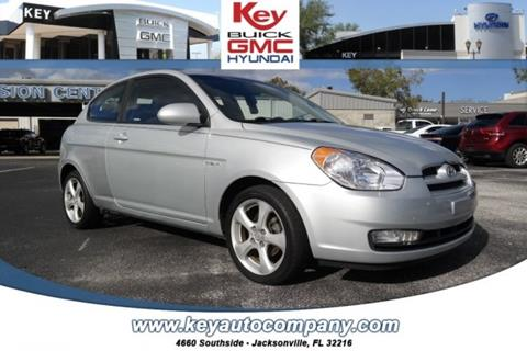 2007 Hyundai Accent for sale in Jacksonville, FL