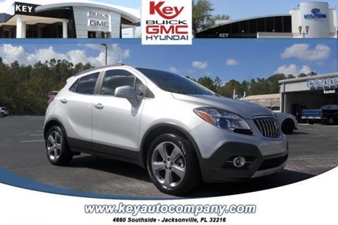 2014 Buick Encore for sale in Jacksonville, FL