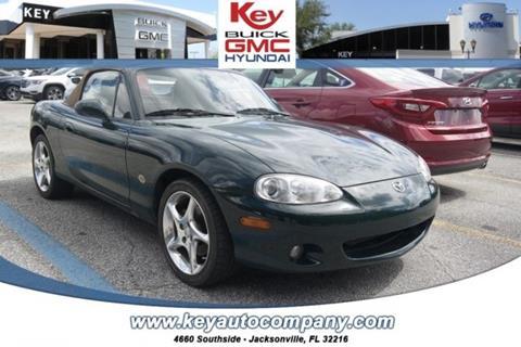2001 Mazda MX-5 Miata for sale in Jacksonville, FL