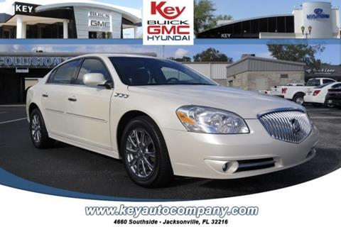 2011 Buick Lucerne for sale in Jacksonville, FL