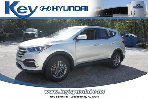 2018 Hyundai Santa Fe Sport for sale in Jacksonville, FL