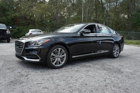 2018 Genesis G80 for sale in Jacksonville, FL