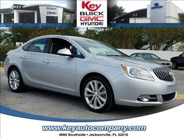 2014 Buick Verano for sale in Jacksonville, FL