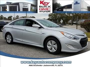 2013 Hyundai Sonata Hybrid for sale in Jacksonville, FL