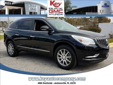 2017 Buick Enclave for sale in Jacksonville, FL