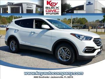 2017 Hyundai Santa Fe Sport for sale in Jacksonville, FL