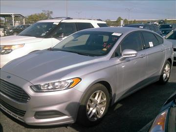 2014 Ford Fusion for sale in Miami, FL
