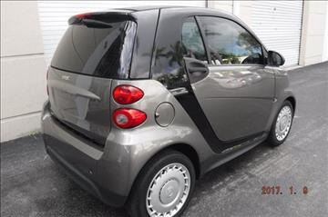 2013 Smart fortwo for sale in Miami, FL