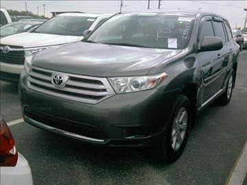 2013 Toyota Highlander for sale in Miami, FL
