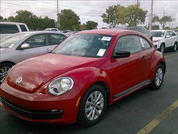2015 Volkswagen Beetle for sale in Miami, FL