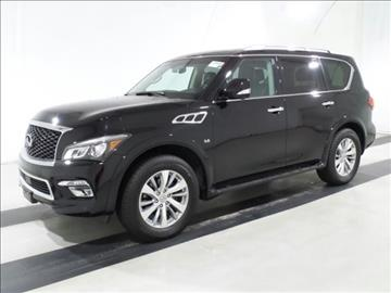 2016 Infiniti QX80 for sale in Miami, FL