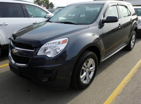 2010 Chevrolet Equinox for sale in Milaca, MN